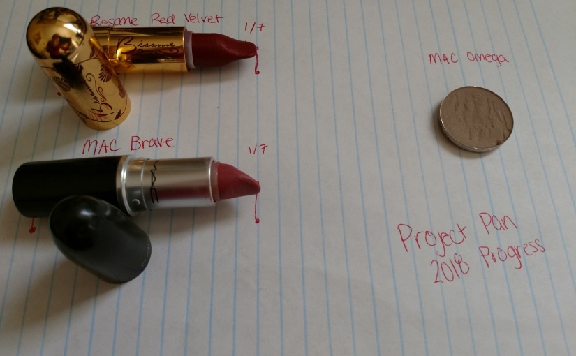 Project Pan and Reverse Rouge 2018: The Start