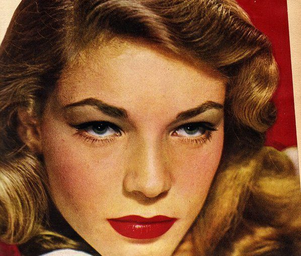 Vintage Makeup Recreation: Lauren Bacall